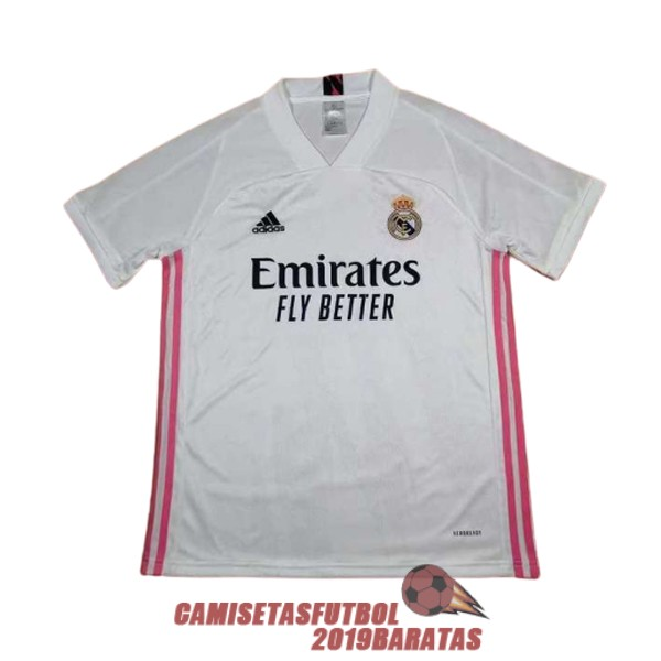 Real madrid 2020 2021 camiseta primera