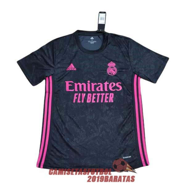 Real madrid 2020 2021 camiseta tercera