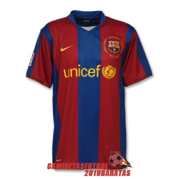 barcelona camiseta retro 50th aniversario edicion