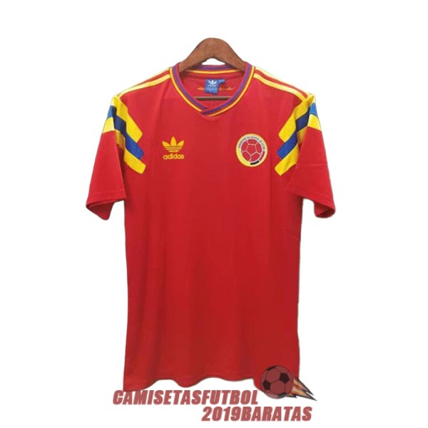colombia 1990 camiseta retro primera