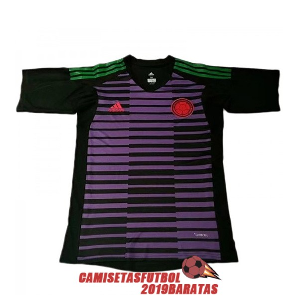 colombia 2018 camiseta portero purpura
