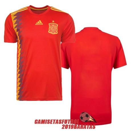 Espana Replicas 2019 Camiseta Comprar Barata 3T1cFJlK