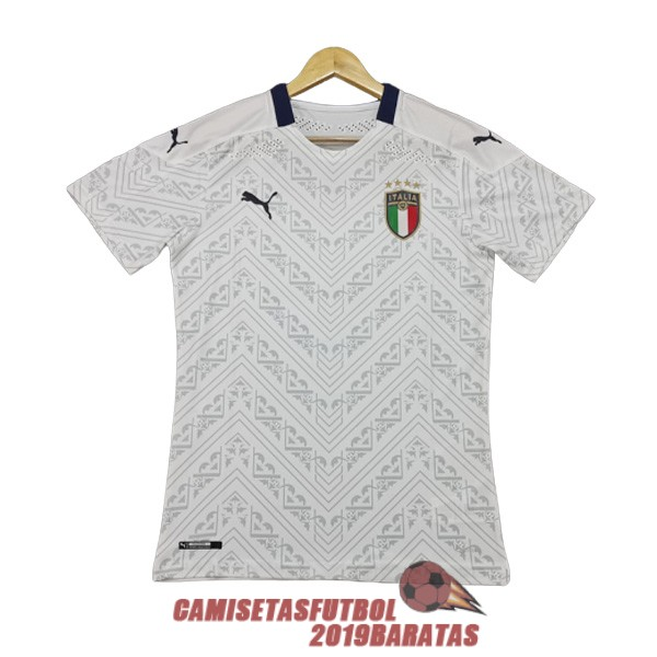 italia 2020 camiseta segunda version player