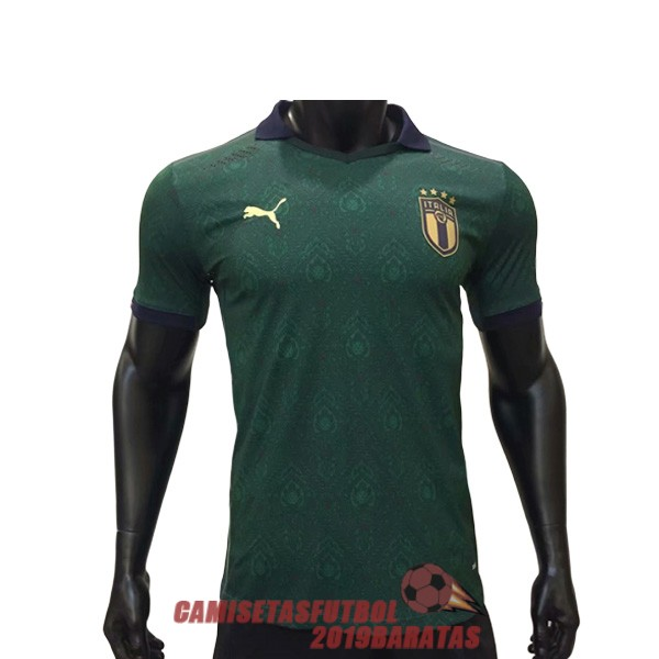 italia 2020 camiseta tercera version player