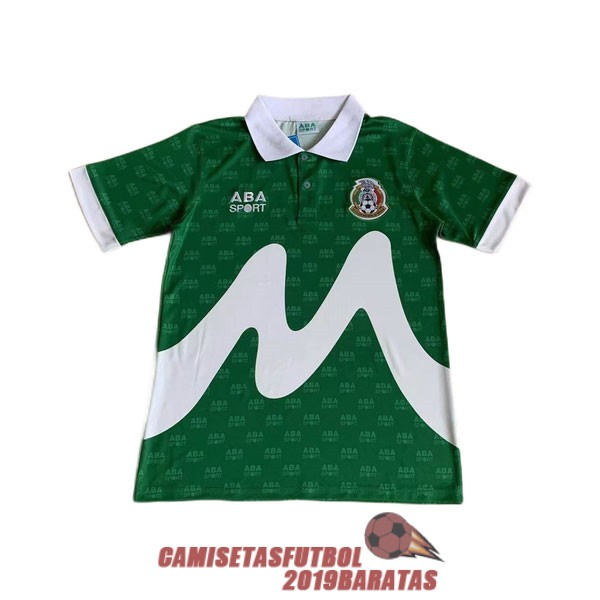 mexico 1995 camiseta retro primera