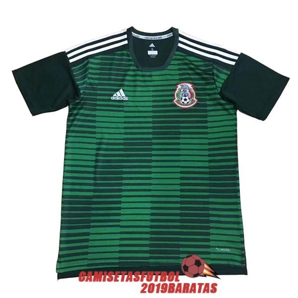 mexico 2018 camiseta formacion verde  socdcer-2018-09-568  - €16.90 ... 2f9b434b1a1cd