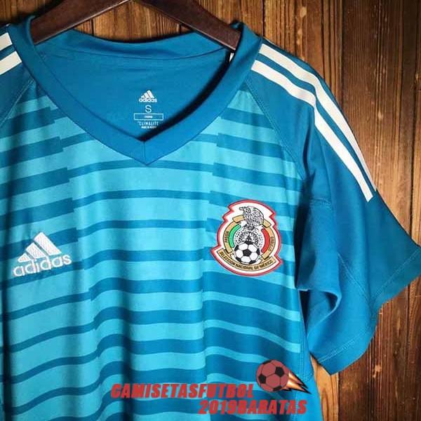 mexico 2018 camiseta portero azul  socdcer-2018-09-564  - €16.90 ... 936a5b733d5f2