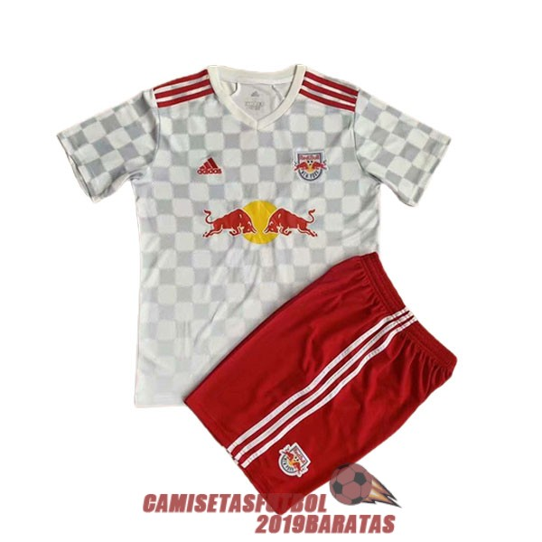 new york red bull 2021 2022 camiseta ninos equipacion primera