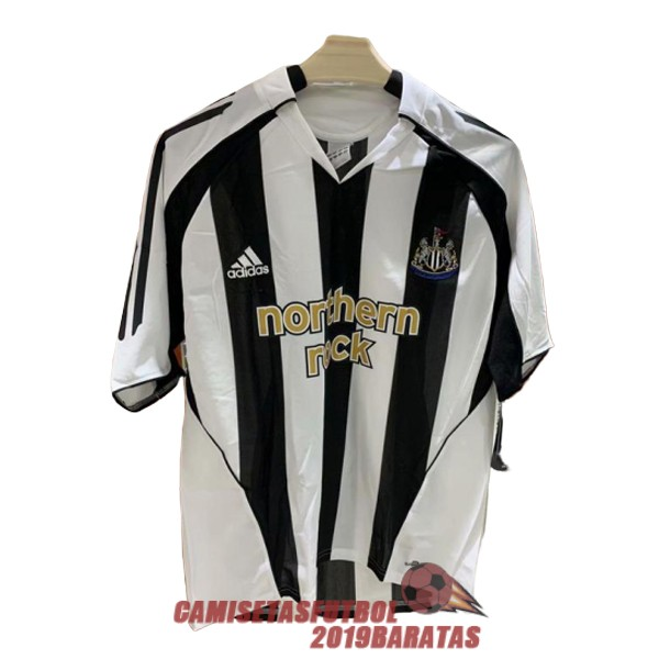 newcastle united 2005 2007 camiseta retro primera