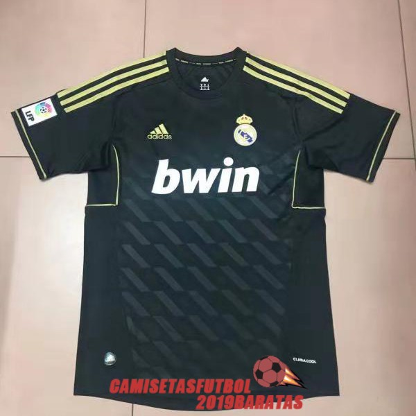 real madrid 2011 2012 camiseta retro segunda