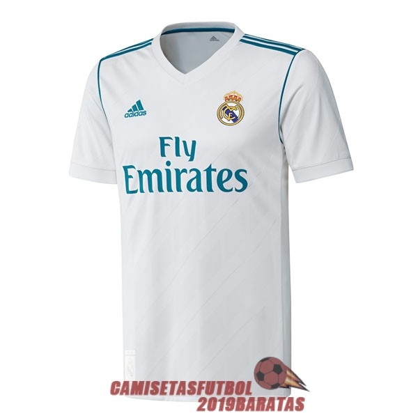 real madrid 2017 2018 camiseta retro primera