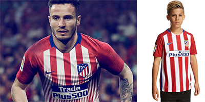 camiseta atletico madrid barata